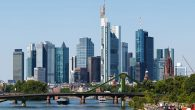 Frankfurt is Germany's financial hub