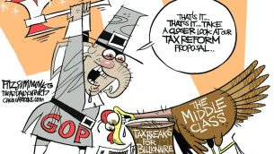 Tax reform David Fitzsimmons, The Arizona Star