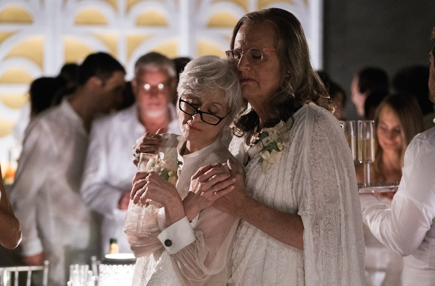 Jeffrey Tambor To Depart 'Transparent' Amid Sexual Harassment Claims
