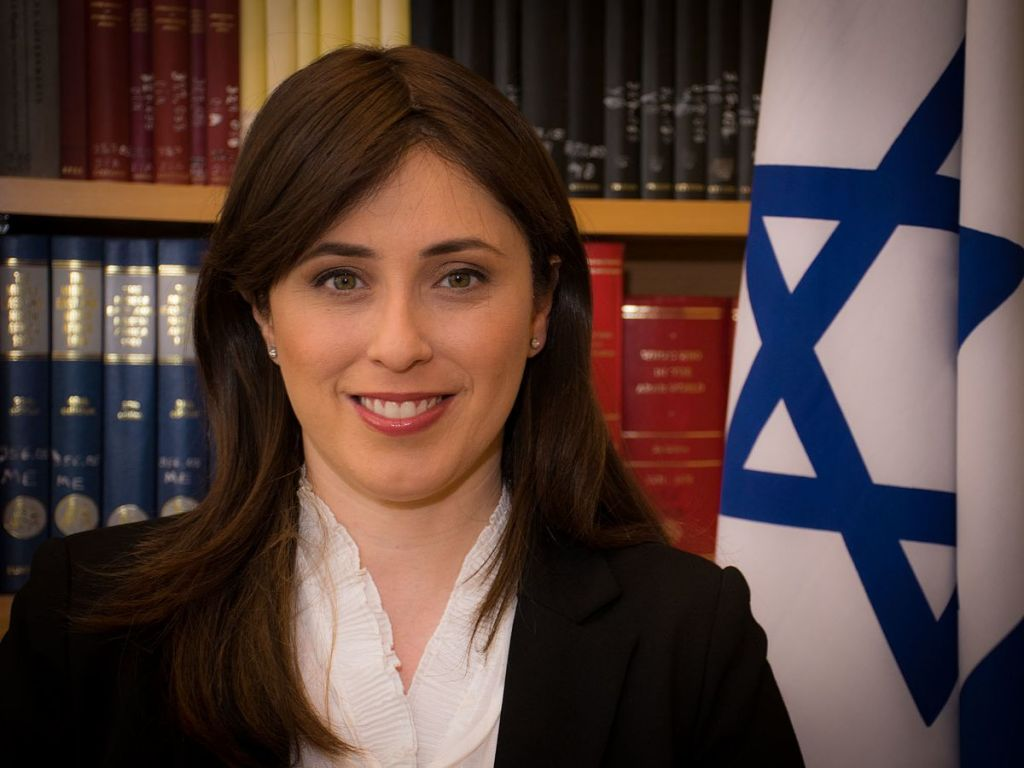 Israeli leader rebukes deputy over her comment about US Jews