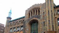 Yeshiva_University_Zysman_Hall_east_facade_southern_portion_from_northeast
