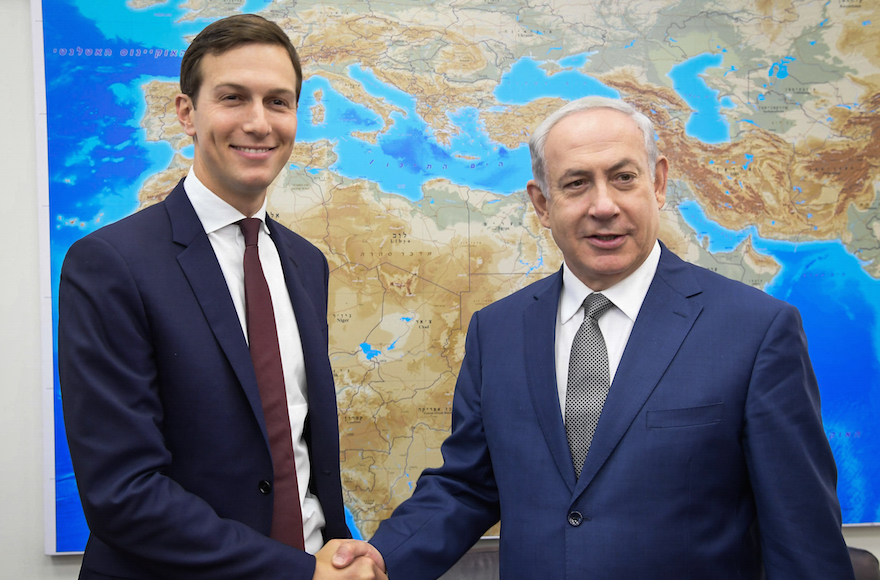 Mueller looking into Kushner's contacts with Israeli officials