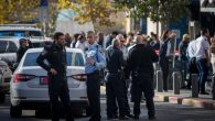 The Scene of a terror attack where a Palestinian man stabbed an Israeli man at the Central Bus Station in Jerusalem, on December 10, 2017. Photo by: JINIPIX