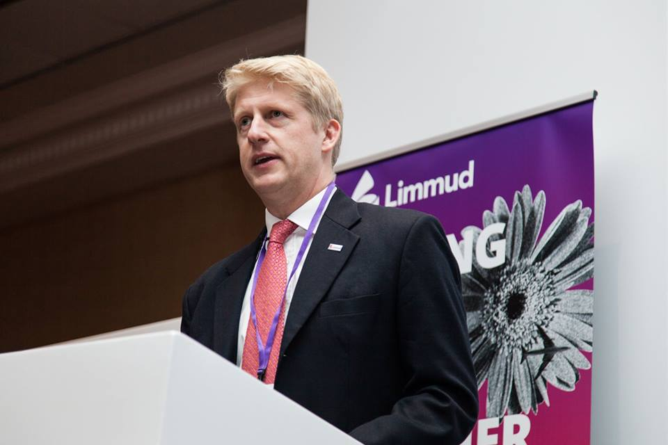 Universities warned over free speech by Jo Johnson
