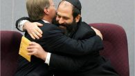 Sholom Rubashkin after receiving notice of his release.
