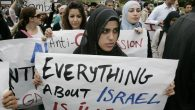 After a speech at UCI sponsered by the Muslim Student Union entitled 'Israel: The Fourth Reich,' mo