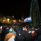 Chanukah in the Square  Credit: Marc Morris Photography