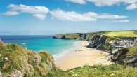 The stunning north Cornish coast
