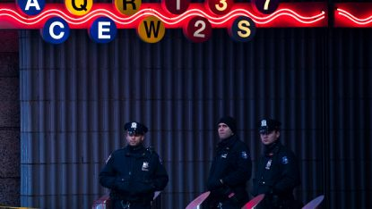 Terror Suspect Prematurely Explodes Bomb At NY's Port Authority Bus Terminal