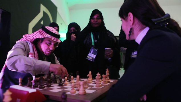 King Salman Rapid & Blitz Chess Championships - Day 1
