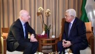 Mahmoud Abbas - Jason Greenblatt meeting in Jordan