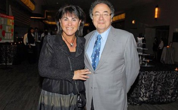 Canadian police probe mysterious deaths of billionaire pharma couple