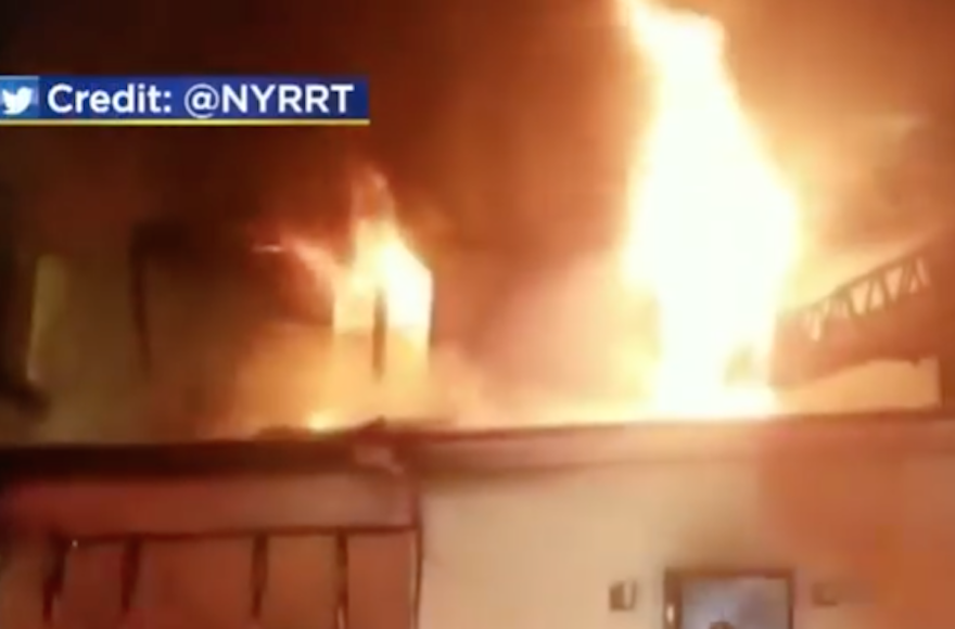 NYC fire kills mother and 3 children, ages 11, 7 and 3