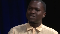 Juan Thompson appearing on a panel for BRIC TV in Brooklyn, Jun. 24, 2015. (You Tube/BRIC TV)
