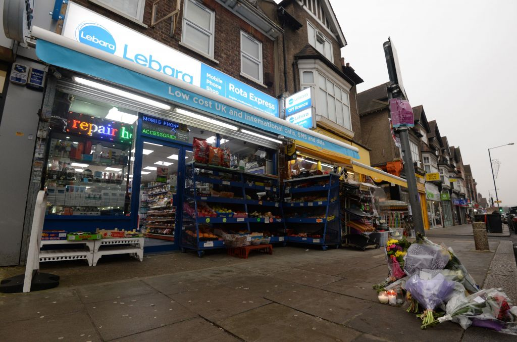 Boy charged over Mill Hill shop worker murder