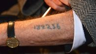 Holocaust survivor tattoo