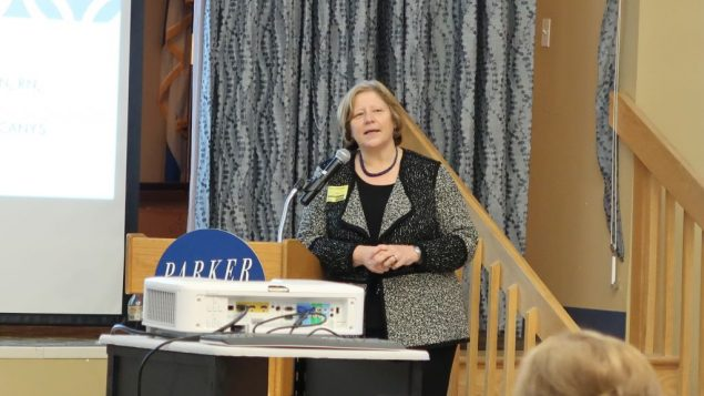 Carla Braveman, BSN, RN, M.Ed, CHCE, President and CEO of the Hospice and Palliative Care Association of New York State