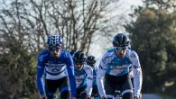 Israel Cycling Academy in action!  Credit Noa Arnon