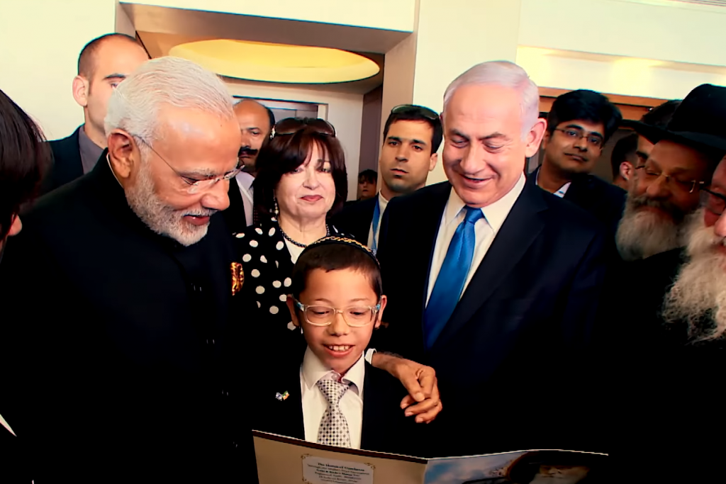 Moshe Holtzberg, kid who survived 26/11, returns to Mumbai after 10 years
