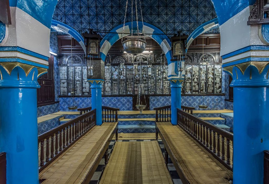 Firebombs hurled at Africa's oldest synagogue amid fresh unrest in Tunisia