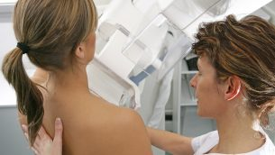Mammography examination