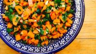 Gil Hovav's Carrot Salad/ Courtesy Gil Hovav