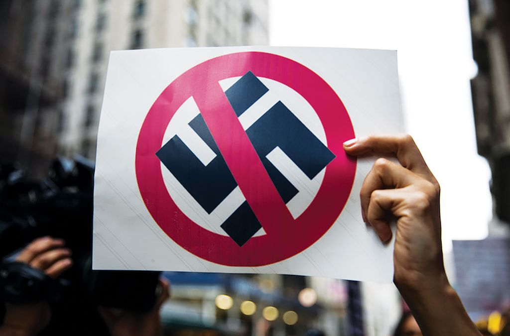 Saw A almost 60 Percent Increase In Anti-Semitic Incidents Nationwide, Report Says