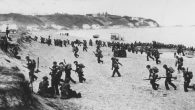 American soldiers land near Algiers as allied troops began the liberation of Nazi occupied land