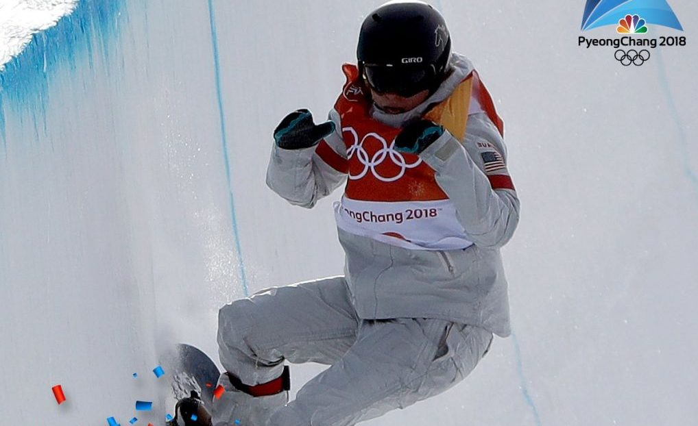 Teenage star Chloe Kim shines in halfpipe qualifying in PyeongChang