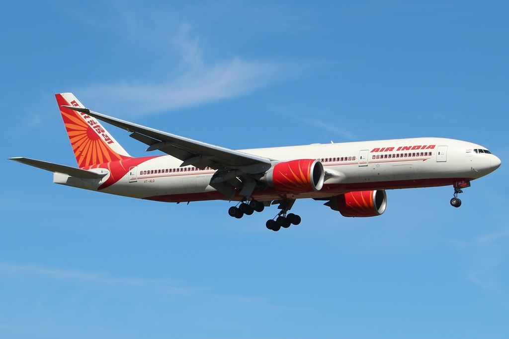 Air India wants to fly over Saudi Arabia on planned Israel route