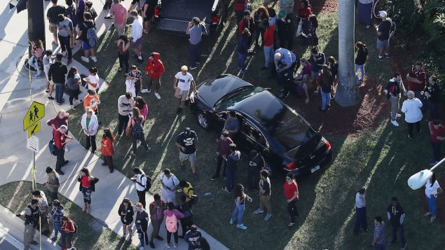 Shooting At High School In Parkland, Florida Injures Multiple People