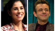 Sarah Silverman and Michael Sheen 'consciously uncoupled '