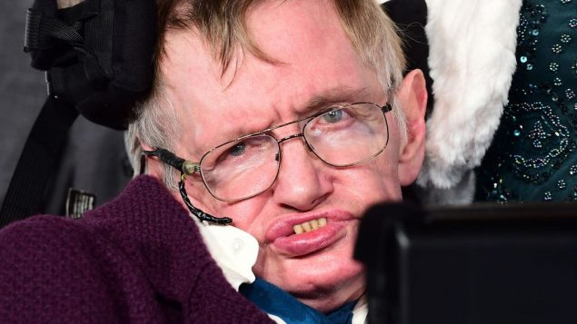 Professor Stephen Hawking has died aged 76  Photo credit: Ian West/PA Wire