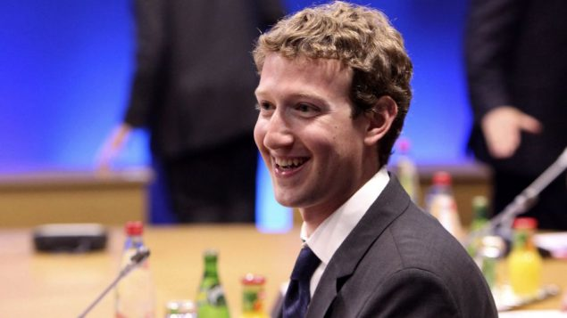 """Mark Zuckerberg, who has said it was a mistake to rely on Cambridge Analytica (CA) to delete tens of millions of Facebook users' data as he apologised for the """"major breach of trust"""".   Photo credit: Chris Ratcliffe/PA Wire"""