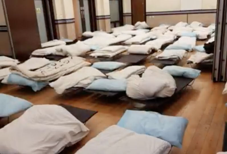 Reform Shul Works With Mosque To Give Rough Sleepers