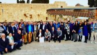 Atlanta Front Porch Mission at the Kotel