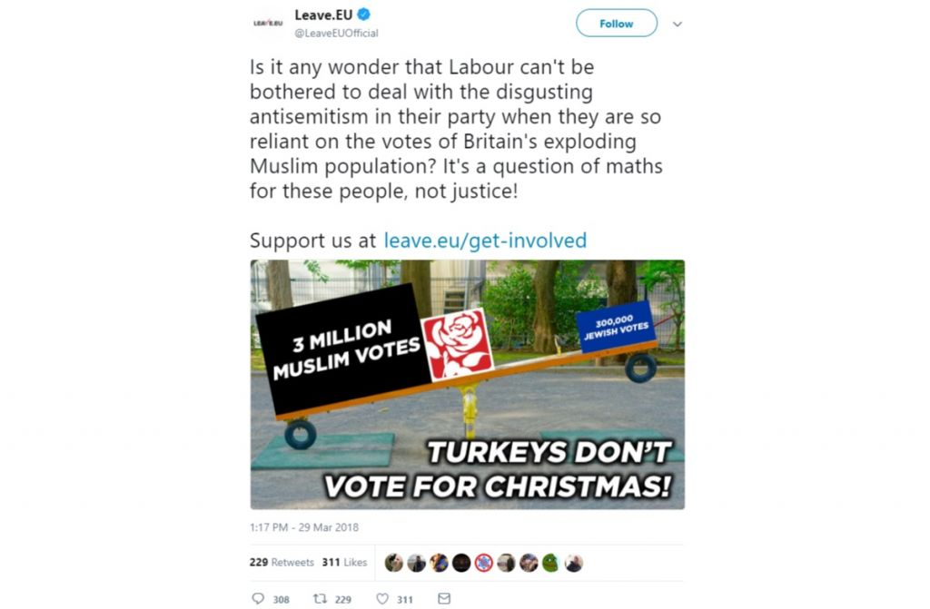 LeaveEUOfficial tweet abc