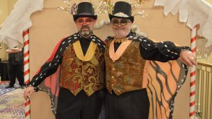 Purim off Ponce butterfly