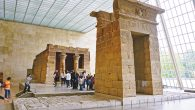 The Temple of Dendur is one of the Metropolitan Museum of Art's most well-known artifacts.