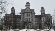 Syracuse University's Hall of Languages