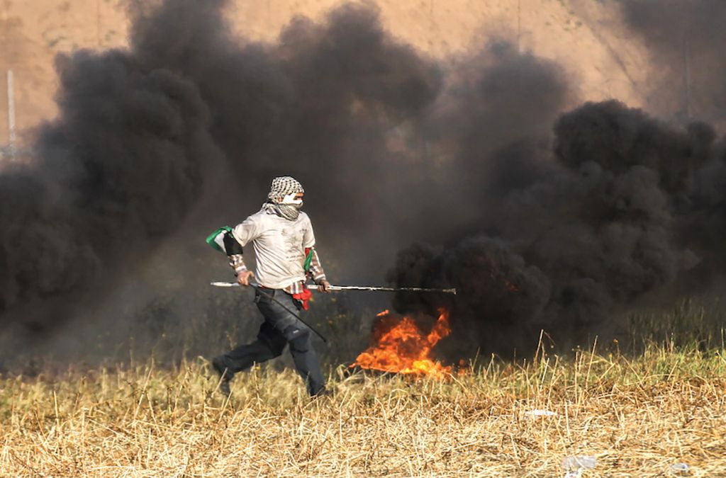 Fears of fresh violence ahead of new Gaza protest