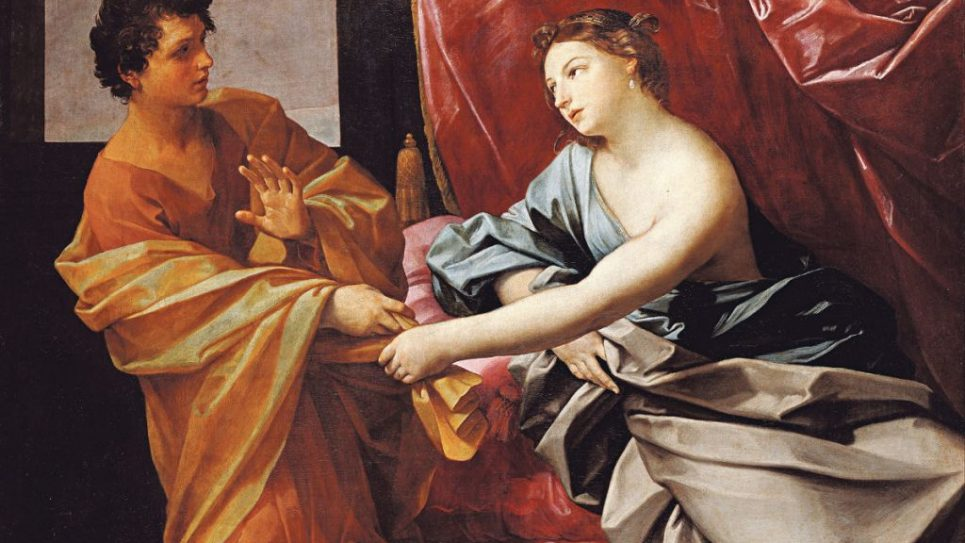 ITS BIBLICAL - JOSEPH AND POTIPHAR'S WIFE