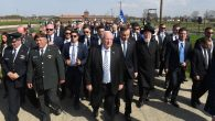 Israeli President Reuven Rivlin and Polish President Andrzej Duda led the record-breaking procession at the 30th March of the Living.