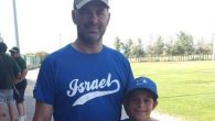 Rabbi Adam Frank_ Israel Photo 2015.07.19 Nadav and Abba at Baseball in Tuscany