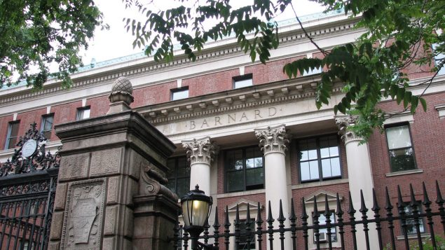 Barnard College Students Vote To Ask Administration To Divest From Israel