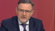 Barry Gardiner speaking on BBC Question Time