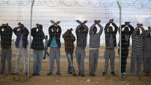 African asylum seekers in israel
