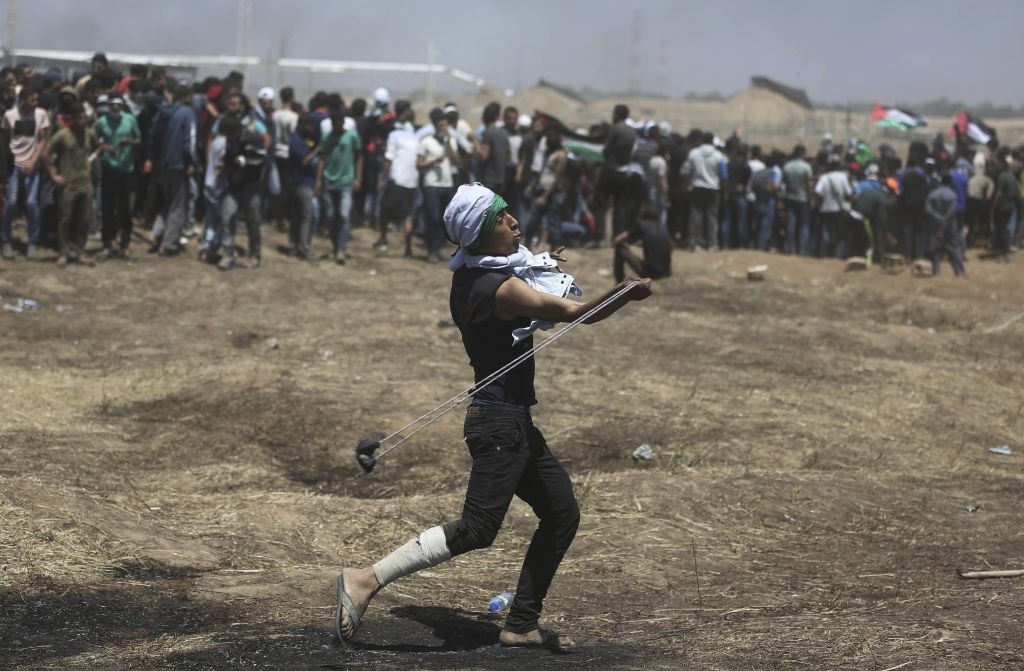 South Africa recalls ambassador to Israel after killing of protesters