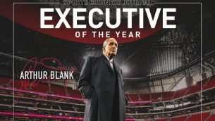 Arthur Blank Executive of the Year