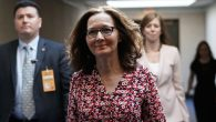 President Trump's Nominee To Be CIA Chief Gina Haspel Meets With Lawmakers On Capitol Hill